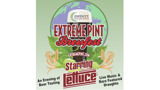 Extreme Pint Festival featuring Lettuce