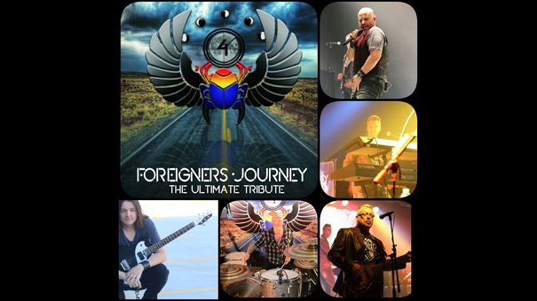 Foreigner's Journey
