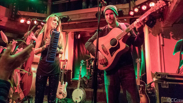 An Intimate Acoustic Evening w/ siblings Heather Nova & Mishka
