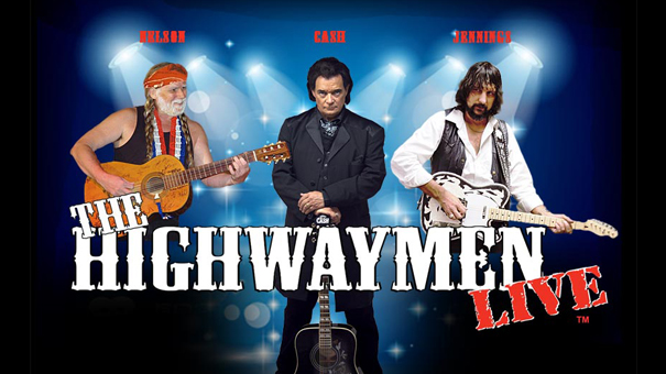 The Highwaymen Live - A Musical Tribute