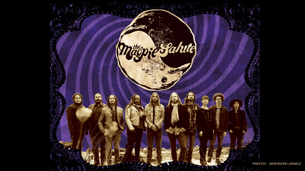The Magpie Salute – featuring Rich Robinson and founding members of the Black Crowes