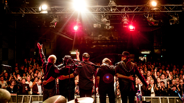 THE WEIGHT BAND performing the music of THE BAND feat. Members of The Band, Levon Helm Band & Rick Danko Group