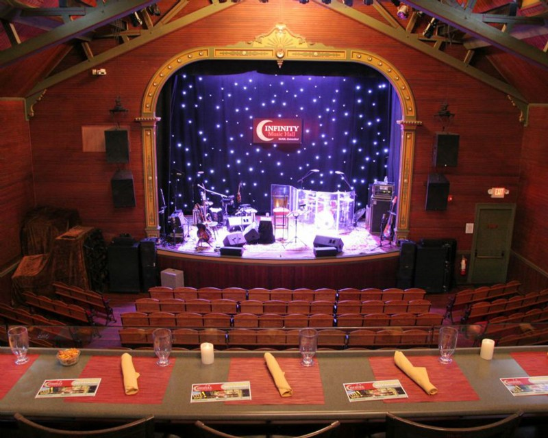 Infinity Music Hall Hartford Ct Music Venue In Hartford Ct