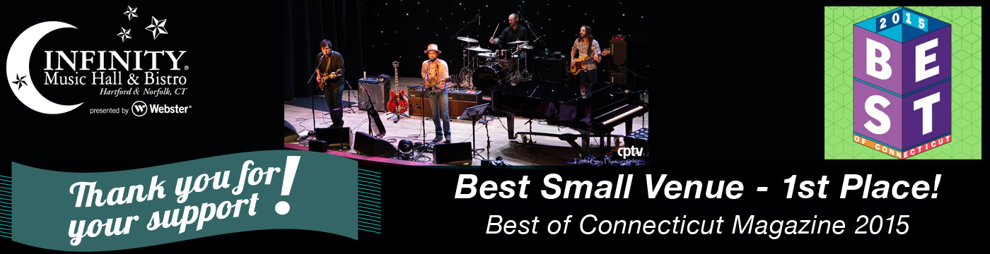 Best of CT Magazine-Small Venue