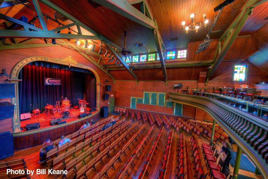 Photos of Norfolk's Infinity Music Hall & Bistro