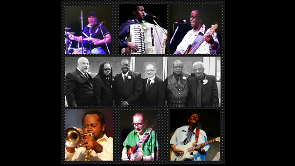 Buckwheat Zydeco's Band  The Legendary Ils Sont Partis Celebrates his legacy
