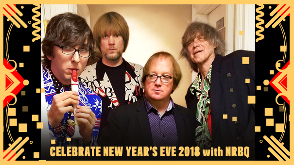 NRBQ New Year's Eve Party