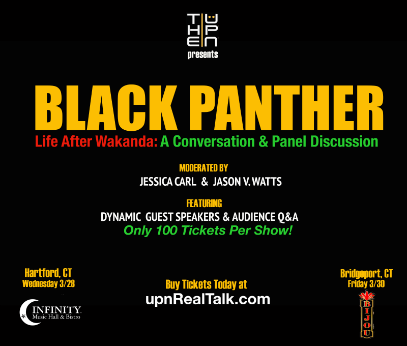 Black Panther Live After Wakanda A Conversation and Panel Discussion