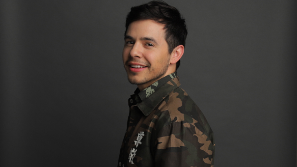 David Archuleta (RESCHEDULED)