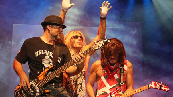 Completely Unchained - World's #1 Tribute to Van Halen