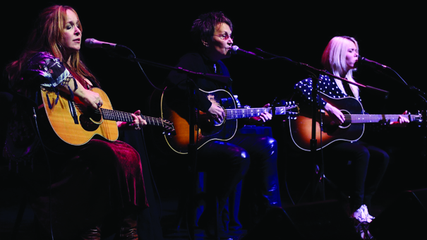 Mary Gauthier, Gretchen Peters, and Friends