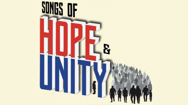 Indivisible Connecticut Presents: Songs of Hope and Unity