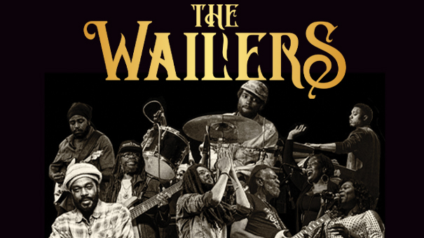 The Wailers (RESCHEDULED)