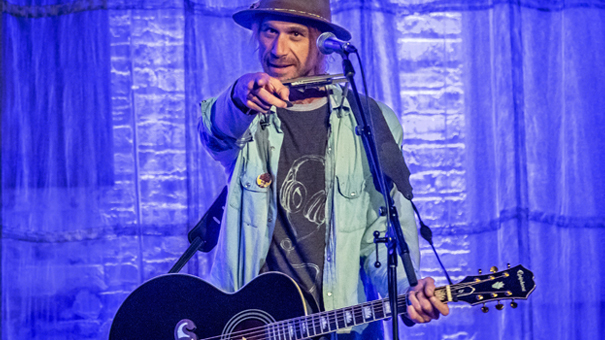 Todd Snider (RESCHEDULED)