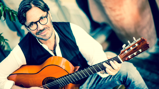 "Al Di Meola - An Intimate Acoustic Evening featuring compositions from  the new album release ""Opus"", Piazzolla, Lennon & McCartney & Di Meola"