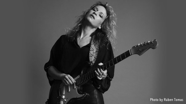 Ana Popovic - award winning Blues goddess