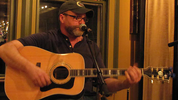 Sunday Sessions - Live Music in the Norfolk Bistro w/ Andy Styles