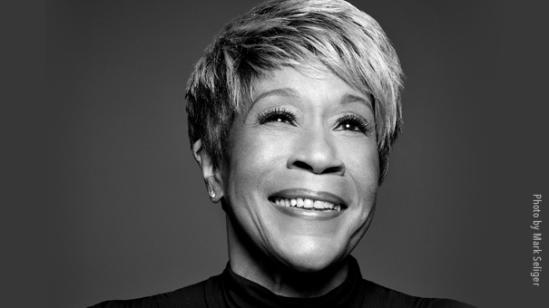 "Bettye LaVette - named the music industry's ""new"" Aretha, 3 time Grammy nominee and 2016 winner of Best Soul Blues Female Artist"
