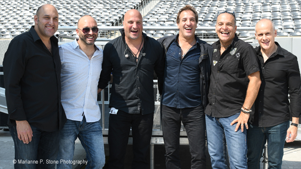 Mike DelGuidice & Big Shot – An Evening Celebrating the Music of Billy Joel