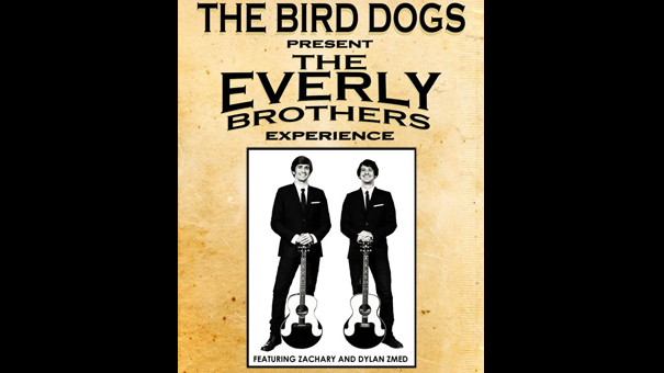 The Bird Dogs – Celebrating the Music of the Everly Brothers