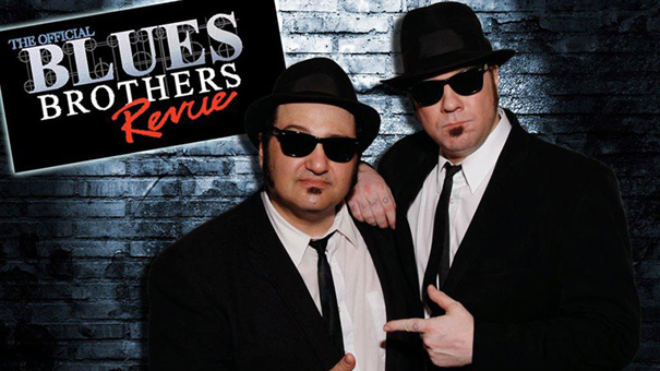 Akyroyd   Belushi Present  The Official Blues Brothers Revue in ... 6ff2ba825cef