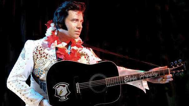 Bob McArthur as Elvis Presley  sc 1 st  Infinity Music Hall : elvis tribute artist costumes  - Germanpascual.Com
