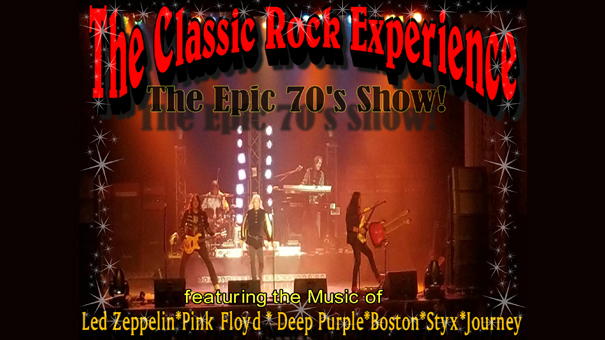 The Classic Rock Experience - A Musical Journey to the 70's