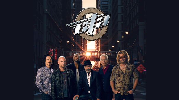 CTA featuring Danny Seraphine and Bill Champlin, formerly of Chicago