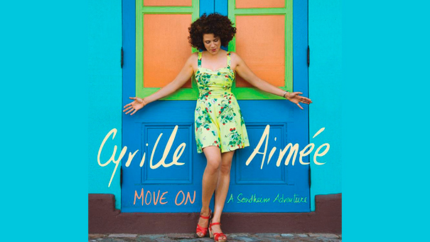 Cyrille Aimée French Jazz Singer extraordinaire! A mix of Jazz and Funk