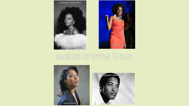 CANCELLED- The Daughters of Rhythm & Blues presented by The Greater Hartford Festival of Jazz