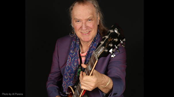 Dave Davies of The Kinks