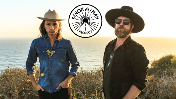 The Devon Allman Project w/s/g Duane Betts