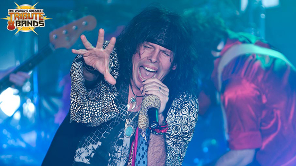 Draw The Line Aerosmith Tribute Band In Hartford Ct 7 17 2015