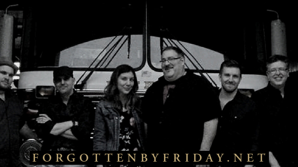 Forgotten by Friday - CT's #1 Southern Rock Band
