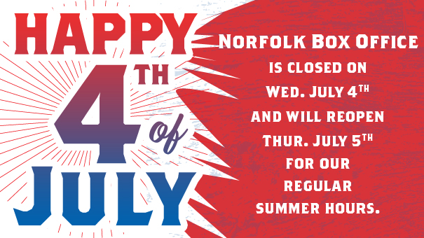 Happy 4th of July in Norfolk, CT (7/4/2018) - Infinity Music