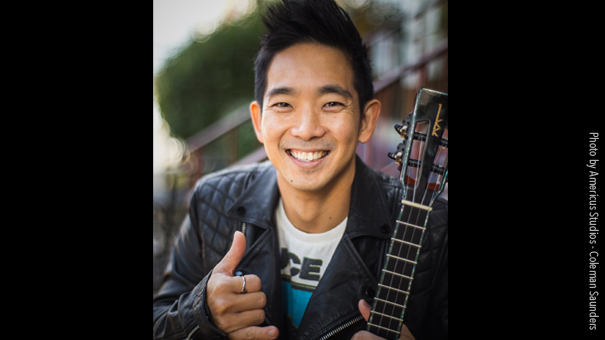 Jake Shimabukuro - Ukulele and Virtuoso Extraordinaire & International Superstar