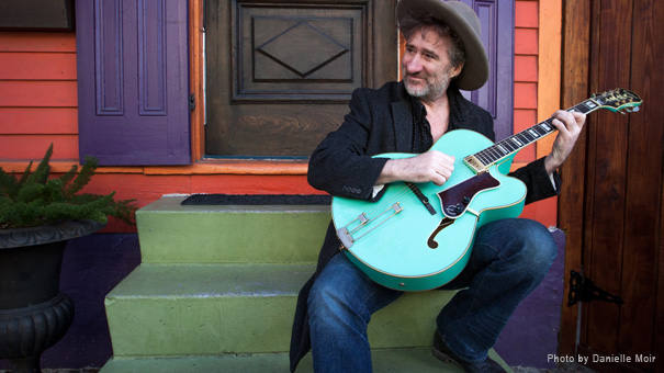 "Jon Cleary - Grammy winner, ""The 9th Wonder of the World"" as dubbed by Bonnie Raitt"