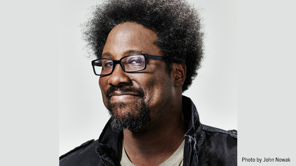 A Conversation with W. Kamau Bell