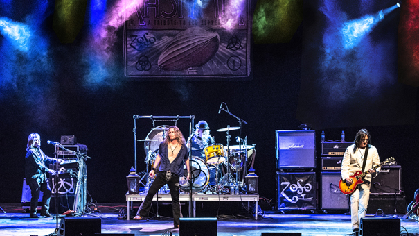 Kashmir - The Ultimate Led Zeppelin Tribute Band