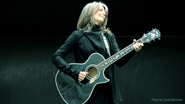 "Kathy Mattea's ""The Acoustic Living Room"" (songs and stories also featuring Bill Cooley)"