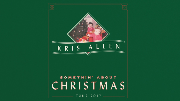 Kris Allen - Something About Christmas w/ MARIE MILLER
