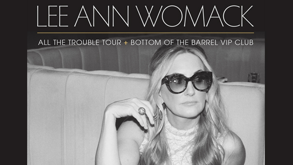 Lee Ann Womack w/ Charlie Worsham
