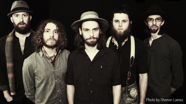 Parsonsfield - Holiday Acoustic Tour