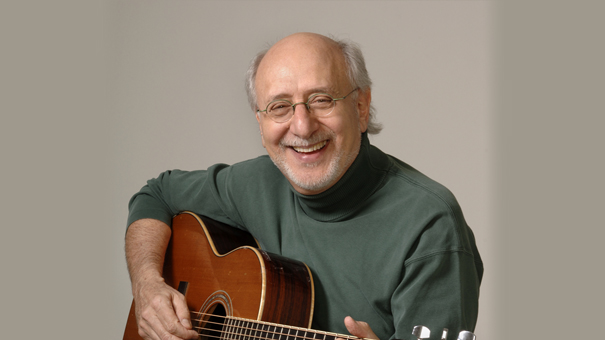 Intimate Songs and Stories with Peter Yarrow