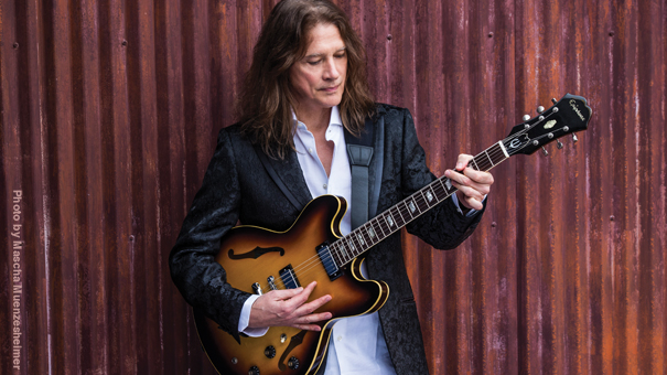 Robben Ford with guests Bjössi Thor with Mackenzie Wasner