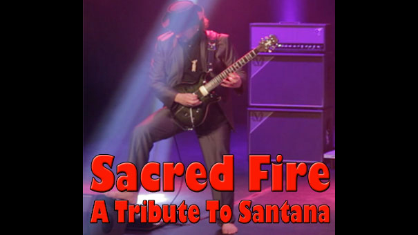 Cinco de Mayo Celebration with Sacred Fire featuring the music of Santana
