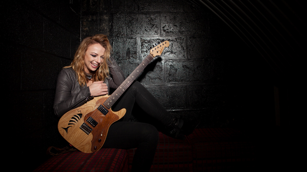 Samantha Fish In Norfolk Ct 5 12 2016 Infinity Music Hall