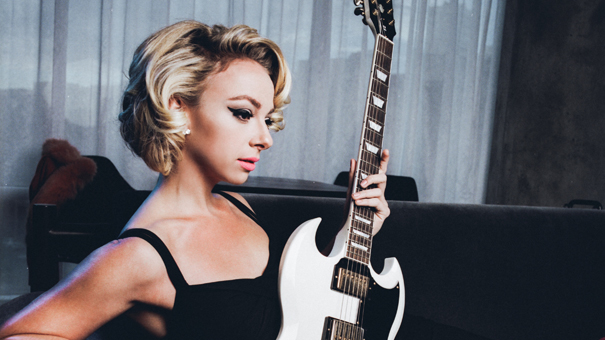 Samantha Fish In Norfolk Ct 10 26 2018 Infinity Music Hall