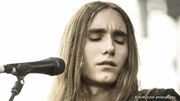 Sawyer Fredericks - winner of NBC's THE VOICE with Gabriel Wolfchild and The Northern Light