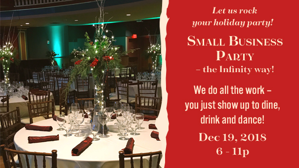 Small Business Holiday Party